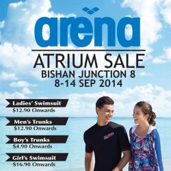 Arena | Atrium Sale At Bishan Junction 8
