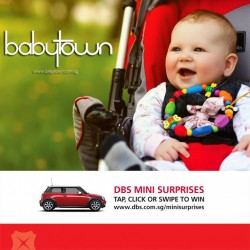 DBS   10% off & free shipping on Babytown
