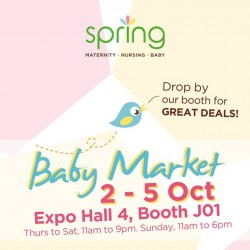 Spring Maternity & Baby | Baby Market at Expo