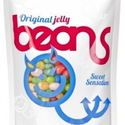 PEEK A BOX | Free pack of Just Candy Jelly Beans with $15 spent