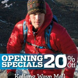 World of Sports | 20% off Columbia Sportswear opening specials