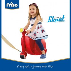 Friso | Free Skoot ride-on suitcase with $300 spent