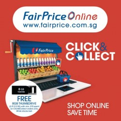 FairPrice | new Click&Collect service online