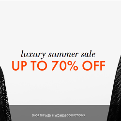 FORZIERI | Luxury summer sale up to 70% off