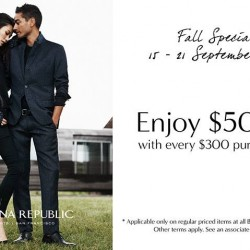 Banana Republic | Fall Special