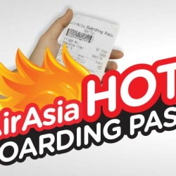 AirAsia | HOT Boarding Pass promotion