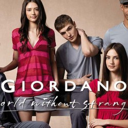 Giordano | Storewide sales from $5 onwards