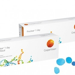 CooperVision | FREE 5-Day Trial 1 Day contact lense