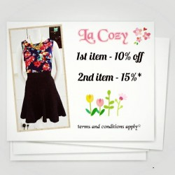 La Cozy Boutique | up to 15% off sale