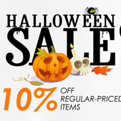 Camouflage Kids | 10% off Halloween promotion