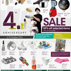 TOTT | 4th Anniversary sale up to 50% off