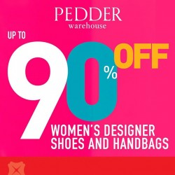 Pedder | women's designer shoes& handbags Warehouse Sale