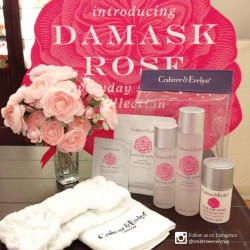 Crabtree & Evelyn | Damask Rose Absolute Hydration Set @$88