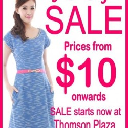 JOOP | Sale from $10 at Thomson Plaza