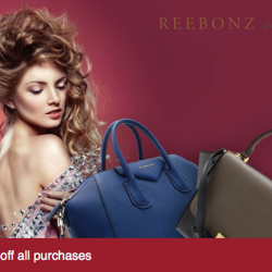 UOB   5% off on rebonze when charge to UOB Cards