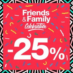 VivoCity | 25% off Desigual Friends & Family Celebration