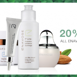 Luxola   20% off Enavose products