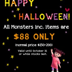 Samantha Thavasa | Halloween promotions