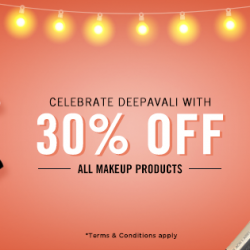 Luxola   30% off all make-up items flash sale