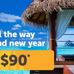 TigerAir | All-in return fare from S$90