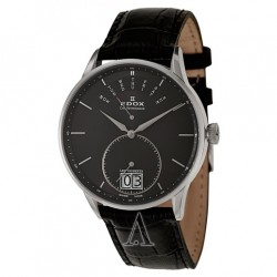 Ashford | Edox Men's Les Vauberts Day Retrograde Watch