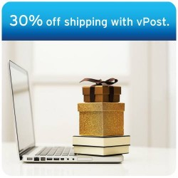 CitiBank | 30% off first shipment with vPost