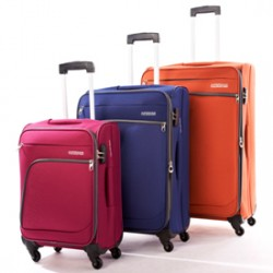 Samsonite | up to 30% OFF luggage Fair at Changi City Point
