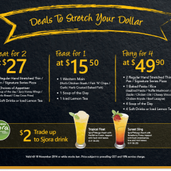 Pizza Hut | Deals to stretch your dollar promotion