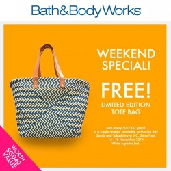 Bath & Body Works | Free tote bag with purchase