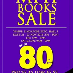 MPH bookstore | Up To 80% Off Books Expo Sale