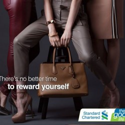 Standard Chartered | Extra 5% off at Reebonz SPACE sale