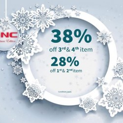 GNC Singapore | Christmas Sale up to 38% off