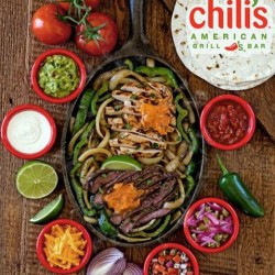 Chili's | 20% off Fajitas and Margaritas