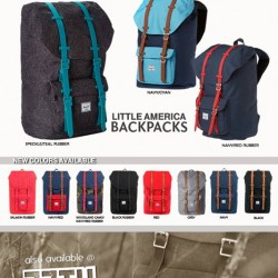 77th Street | New in Herschel Bags promotion