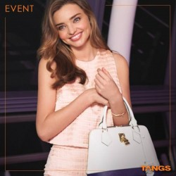 Samantha Thavasa | Free box of candy treat at Tangs