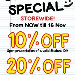Lowrys Farm | Up to 20% off for students