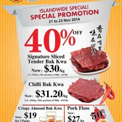 Fragrance | 40% off Islandwide Special Promotion