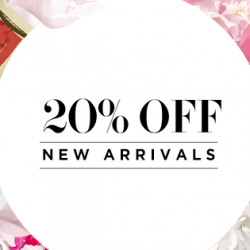 Luxola | 20% off on New Arrivals with code