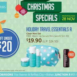 ORBIS | December Specials from $19.9