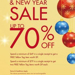 NET | Christmas & New Year sale up to 70% off