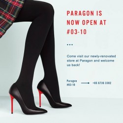 ALDO | storewide 20% off promotion at Paragon