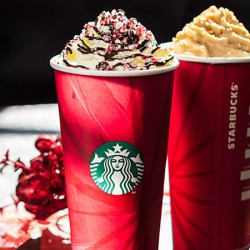 Starbucks Singapore | 12 Days Of Gifting Promotion