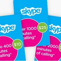 Microsoft Online Store | 50% OFF Skype Credit