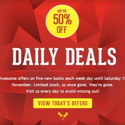 Book Depository | Awesome Daily Book Deals