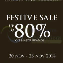 Dickson | Watch and Jewellery festive sale up to 80% off