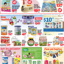Sheng Siong | Baby Fair Promotion