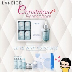 LANEIGE | White Plus Renew Trial Kit with purchase