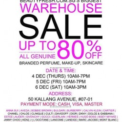 Beautyfresh | Warehouse Sale up to 80% off