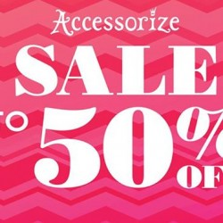 Accessorize | up to 50% off on selected items