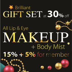 Missha | Year End Promotion